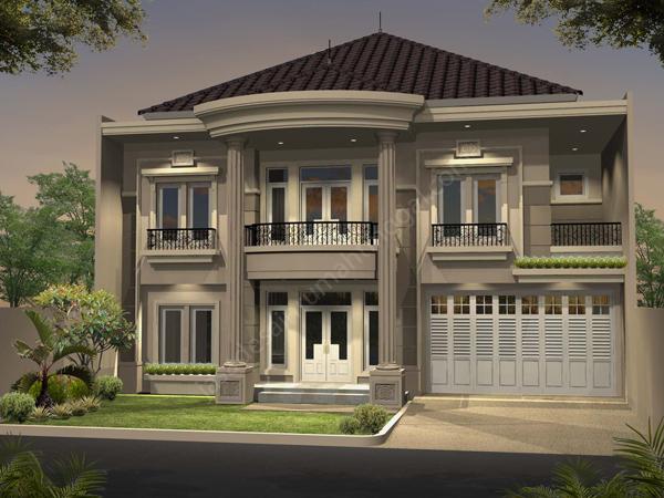 arsitek rumah minimalis mewah