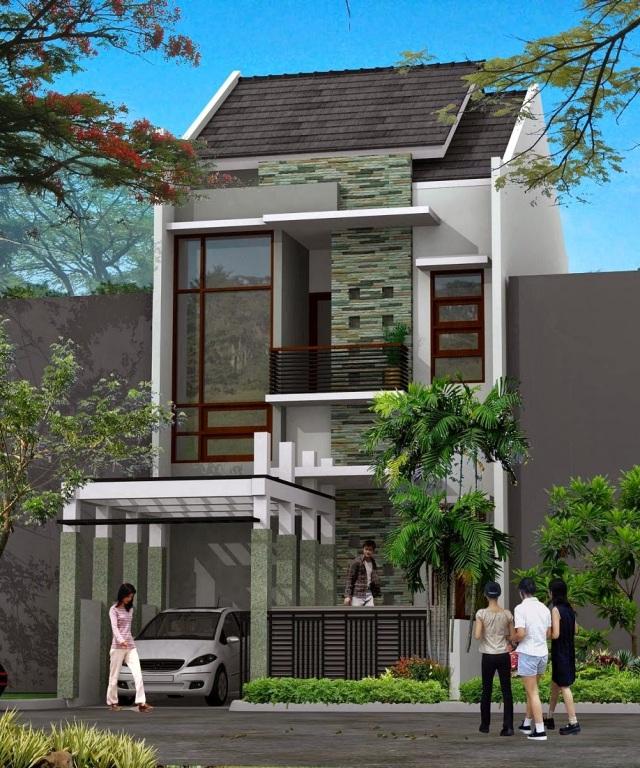 rumah minimalis 7x6